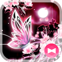 Butterfly Theme moonlit aroma icon