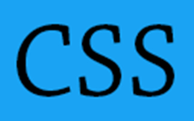 Your own CSS