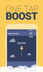 Speed BOOSTER - Memory Cleaner & CPU Task Manager- screenshot thumbnail