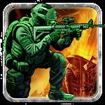Counter Terrorist Attack Army Icon