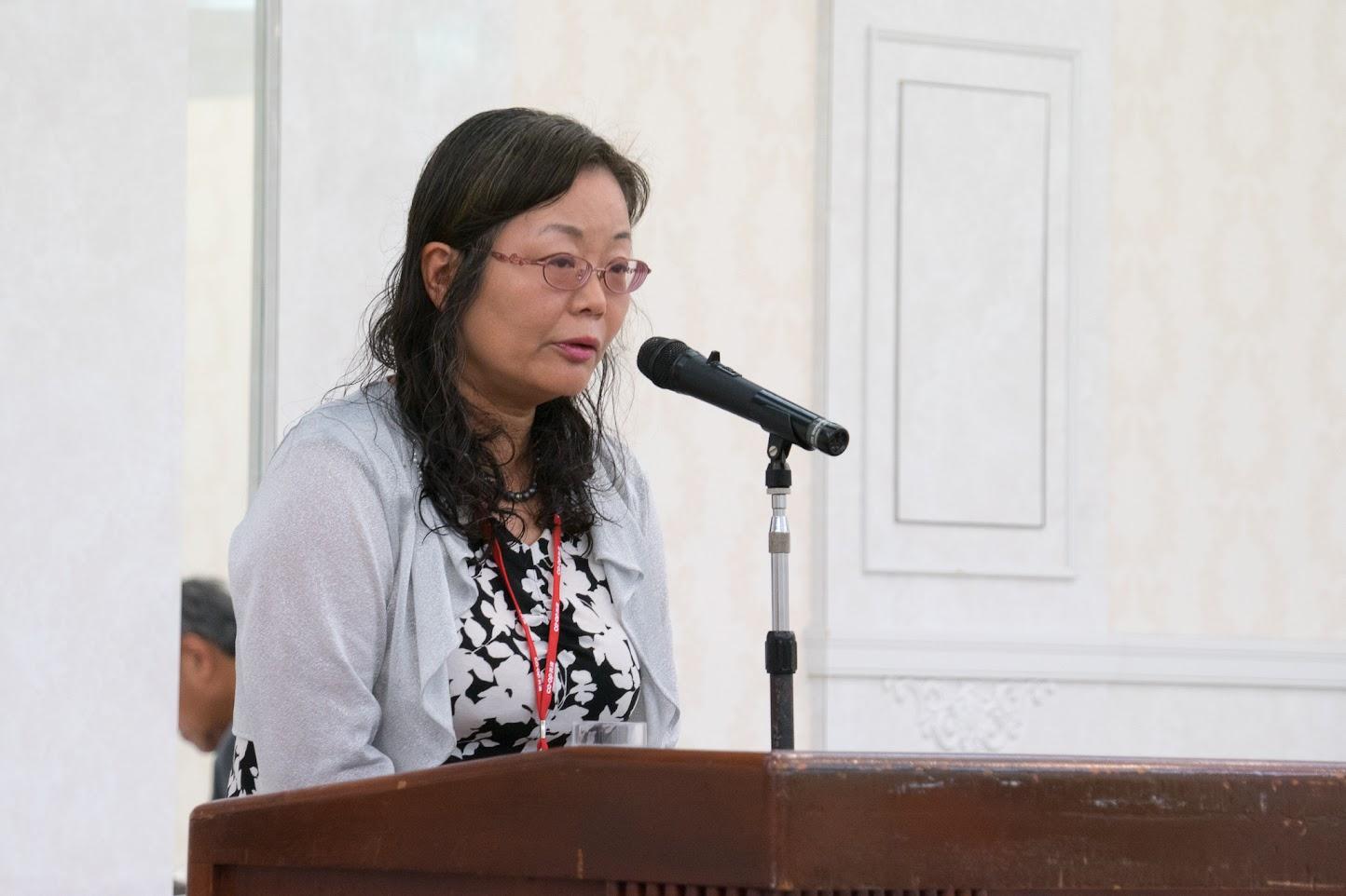 ナチュラルコープヨコハマ・正司尚子 理事長