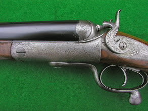 Photo: Antique shotgun