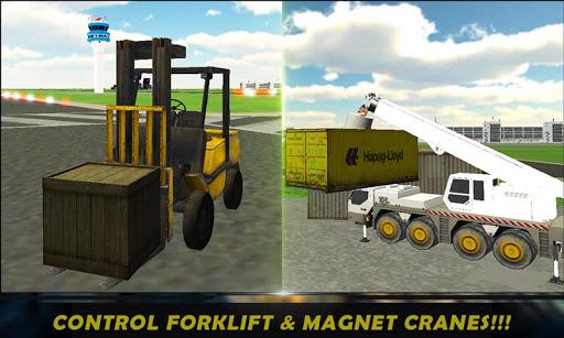 Airport Cargo Driver Simulator