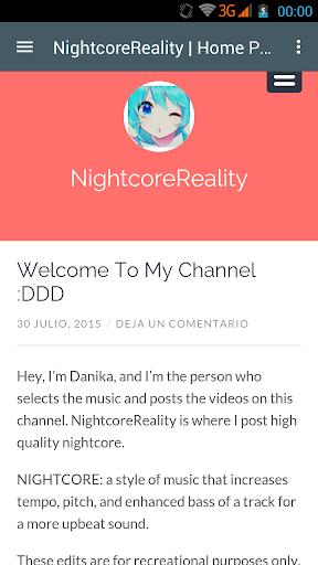 NightcoreReality