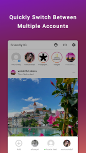 Friendly for Instagram Premium Apk MOD [Premium Features Unlocked] 6