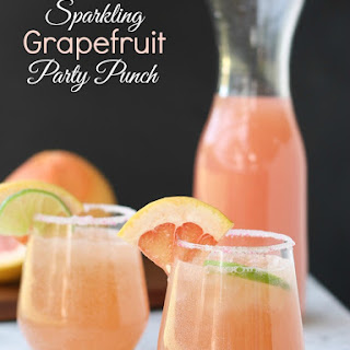 Grapefruit Punch Recipes.