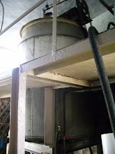 Photo: The Boza-making machine
