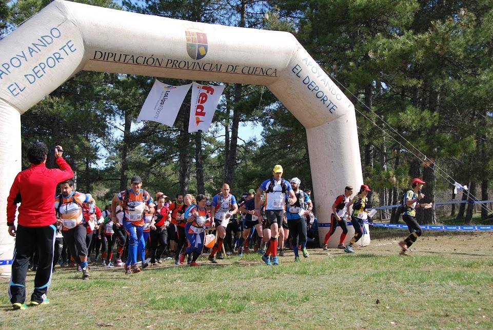 Liga Española Ultrascore-Rogaine 2017