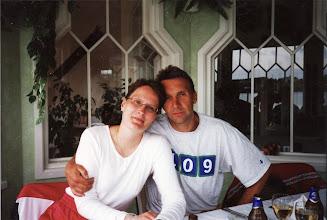 Photo: Taru ja Eero - tässä hienossa ravintolassa Kökarissa