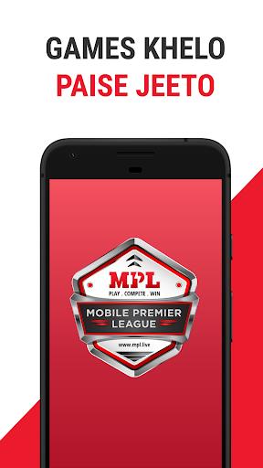 MPL - Mobile Premier League 1.0.26_ps screenshots 1