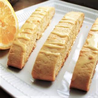 Powder Sugar Glaze For Biscotti Recipes.