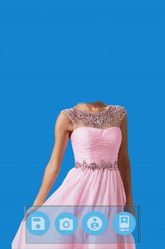 Prom Dress Photo Suit Editor