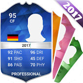 Team Cards Viewer for FiFa 17