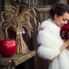 Wedding photographer Vladimir Zinovev (LoveOneDer). Photo of 09.12.2013
