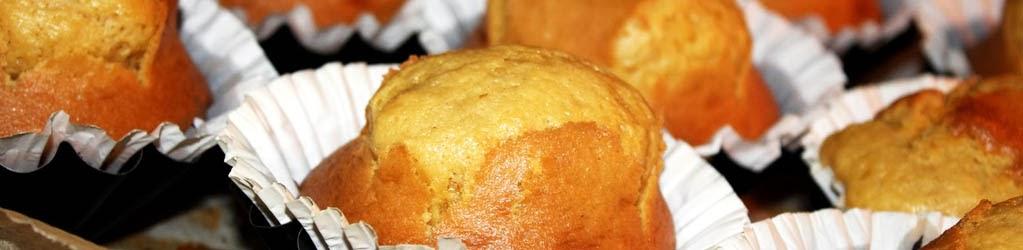 Brioixeria: Magdalenes de pastisseria