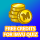Quiz for IMVU Credits Calculator