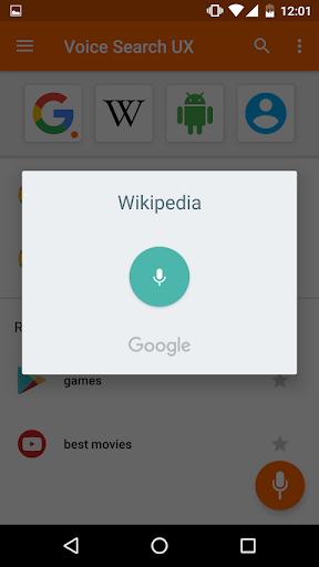 Voice Search screenshot 3