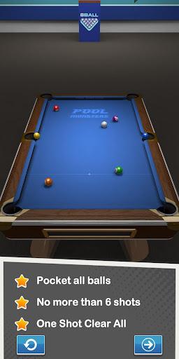 Pool Masters 3D - TrickShot City apkpoly screenshots 3