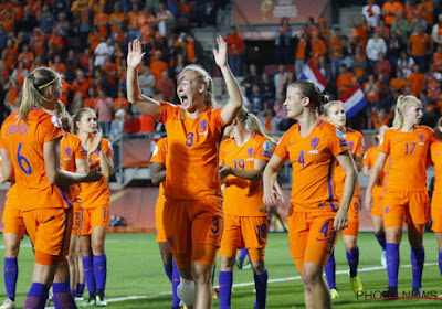 Huldiging én volksfeest voor Oranje Leeuwinnen (als ze het EK winnen)