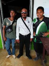 Photo: Asman, Ishak & me