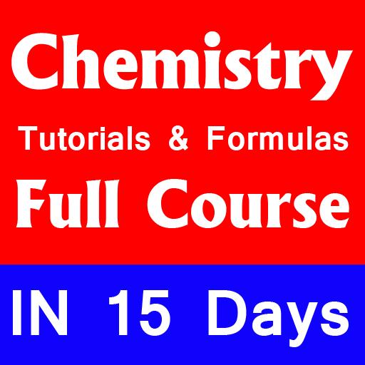 Chemistry Full Course -Chemistry App