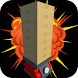 バランスタワーブーム - ウッドブロックJenga Boom ジェンガブームの色 - 課題と, 3D