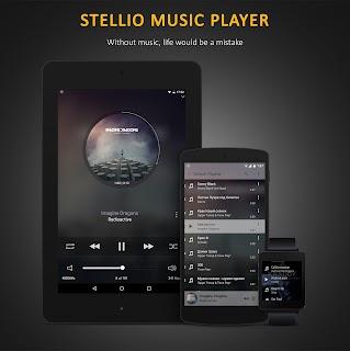 Stellio Music Player screenshot 07