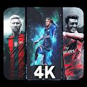Football Wallpaper: HD & 4K icon