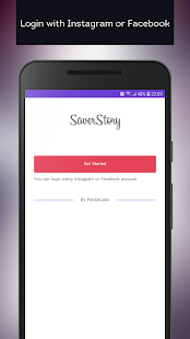 SaverStory - Save IG Stories Screenshot