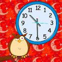 Learn To Tell Time For Kids icon