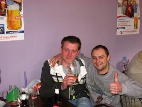 Photo: Jeszcze pożegnalna fotka z Łukaszem, którego poznałem rok pół roku temu w tym samym miejscu :D