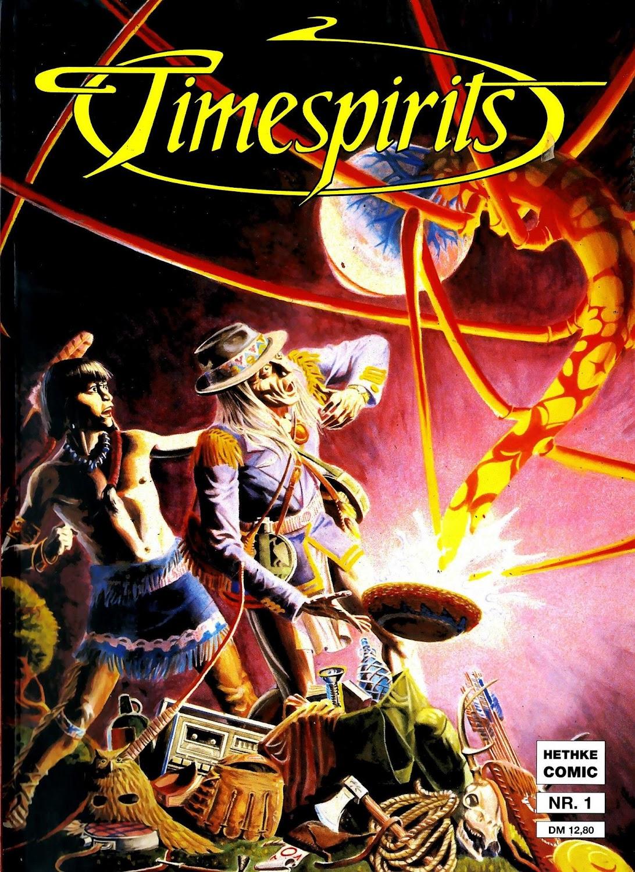 Timespirits (1989) - komplett