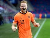 🎥 Le but collectif des jeunes Néerlandais contre la Hongrie