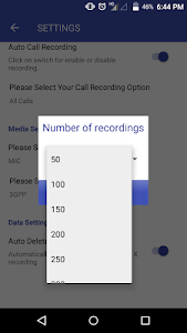 Auto Call Recorder screenshot 3