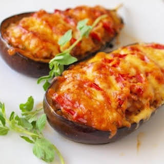Greek Baked Eggplant Recipes.