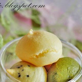Korean Mochi QQ Bread.