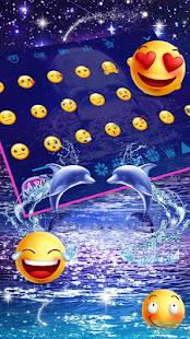 Dolphin Love Keyboard