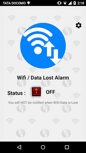 Wifi Lost Alarm