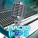Radio UP icon