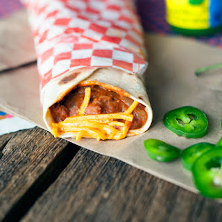 Taco Bell Chili Cheese Burrito