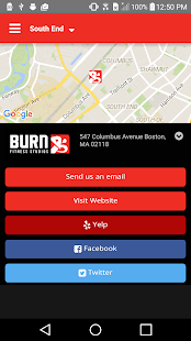 Burn Fitness Studios- screenshot thumbnail