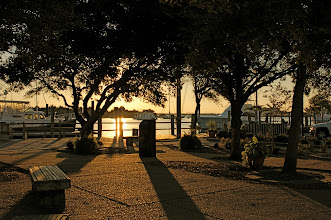 Photo: Boardwalk Park on Front Street Photo courtesy David Sobotta