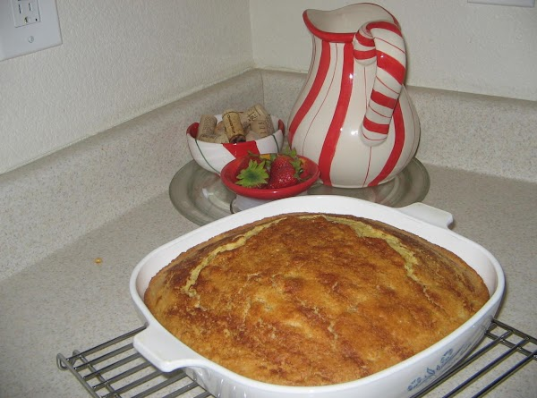 Cornbread With A Hint Of Bacon Recipe