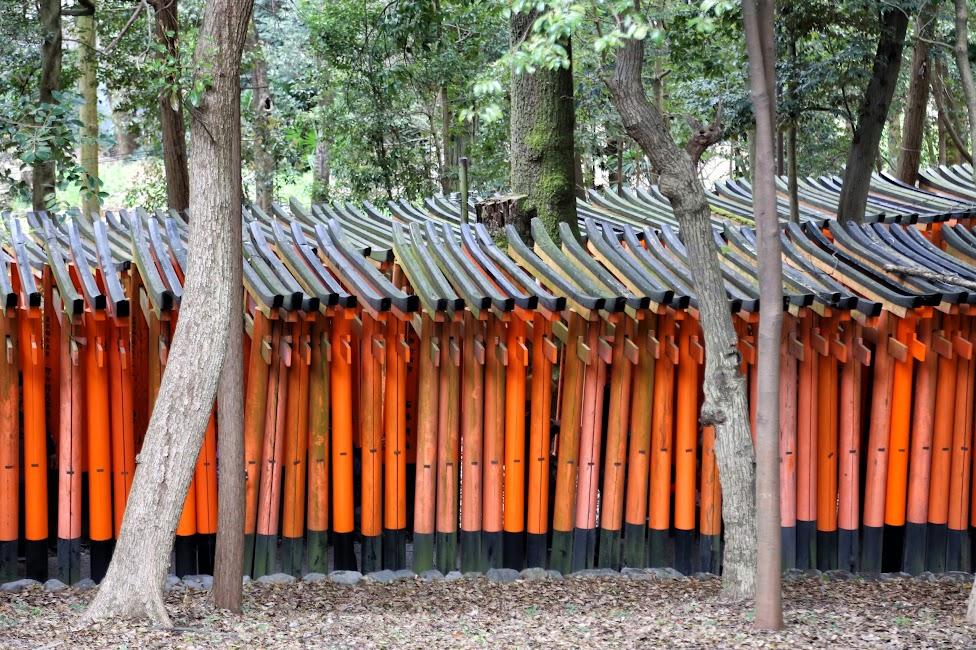 Kioto, Świątynia Fushimi Inari-taisha