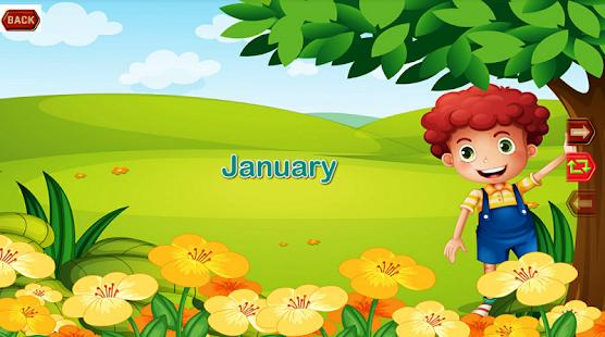 Kids learning apps - ABC 12345 screenshot