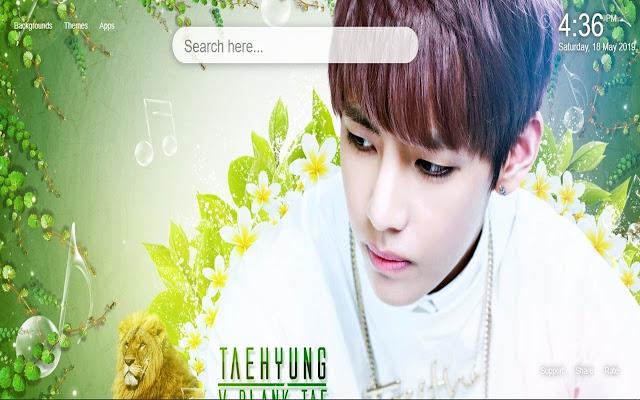 BTS V (Kim Taehyung) Wallpapers&Themes