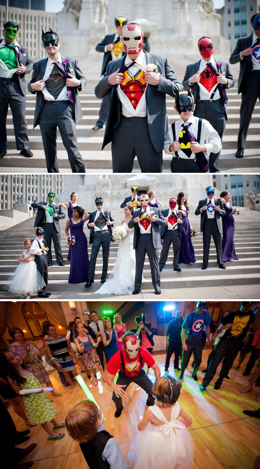 Las bodas más originales del mundo