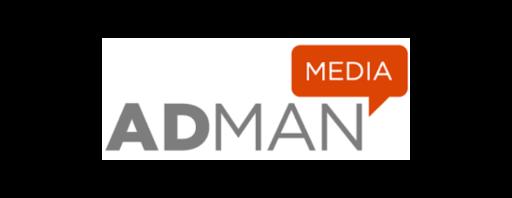 logo adman media