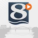 News 8000 | WKBT News 8 icon