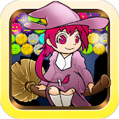Witch Magic Bubble Shooter